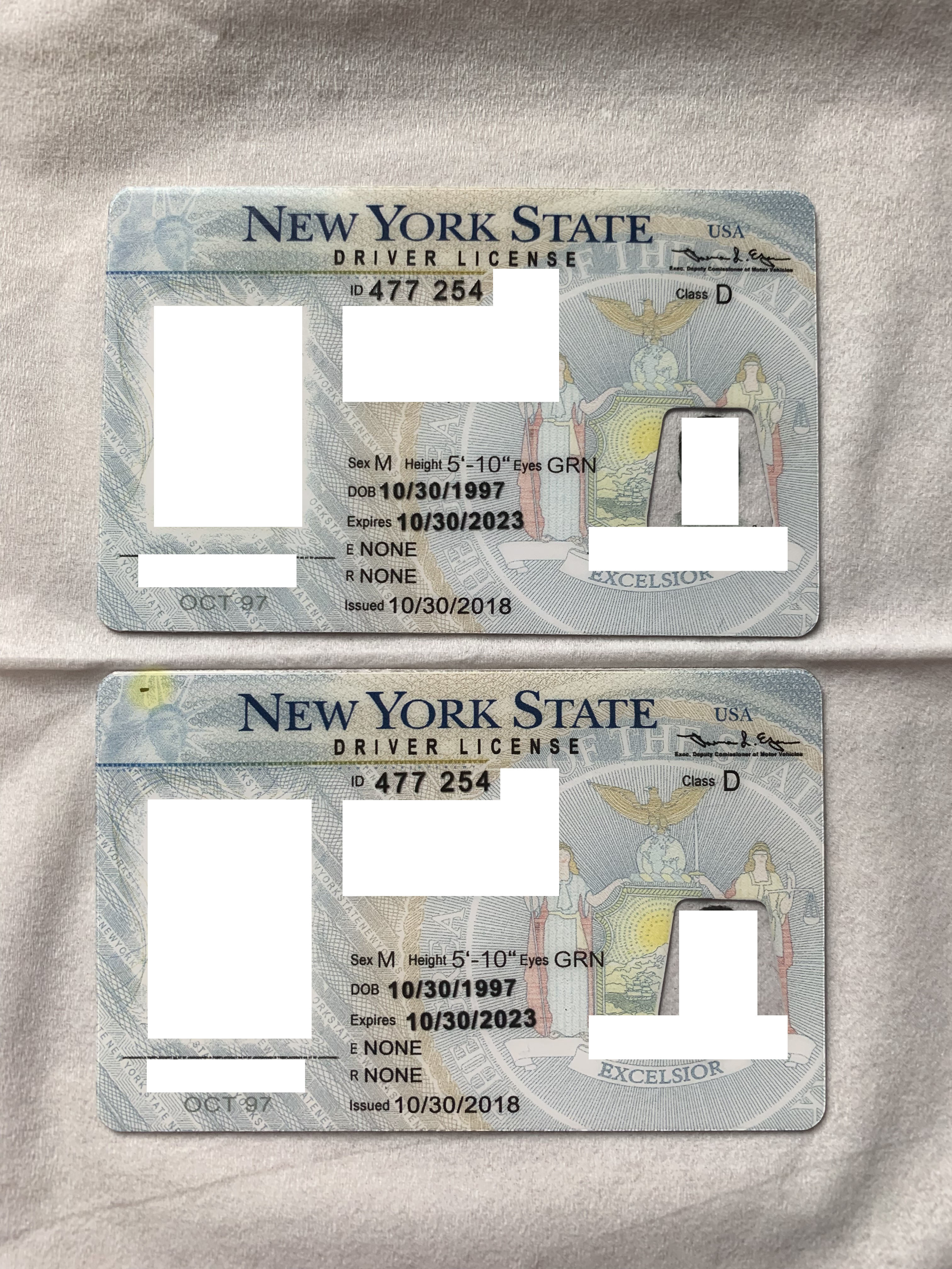 It's just an image of Printable Fake Ids for id new jersey